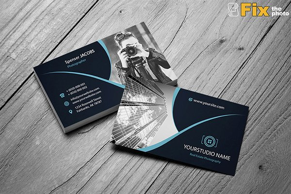 Sample Photography Business Cards Unique 40 Creative Graphy Business Card Designs for Inspiration