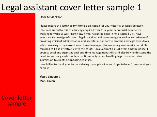 Sample Resume Legal Administrative assistant Awesome Legal assistant Cover Letter