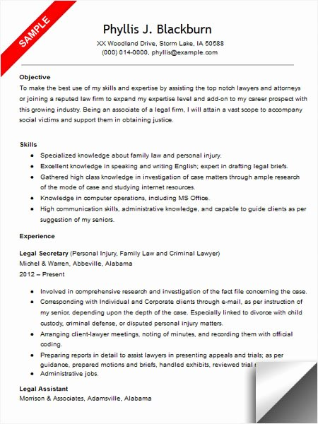 Sample Resume Legal Administrative assistant Inspirational Legal assistant Quotes Quotesgram