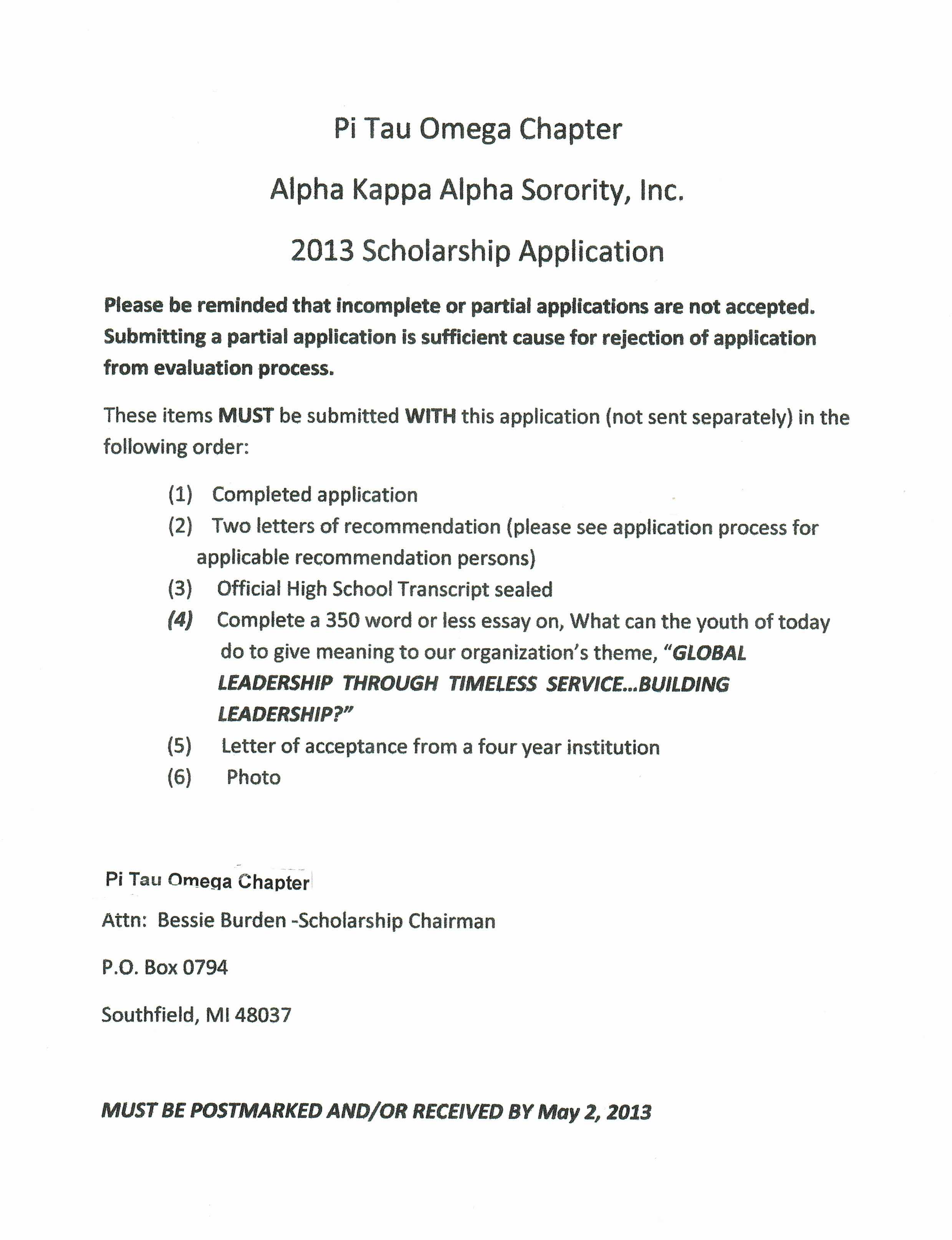 Sample sorority Recommendation Letter Awesome Letter Application Letter Application to A sorority