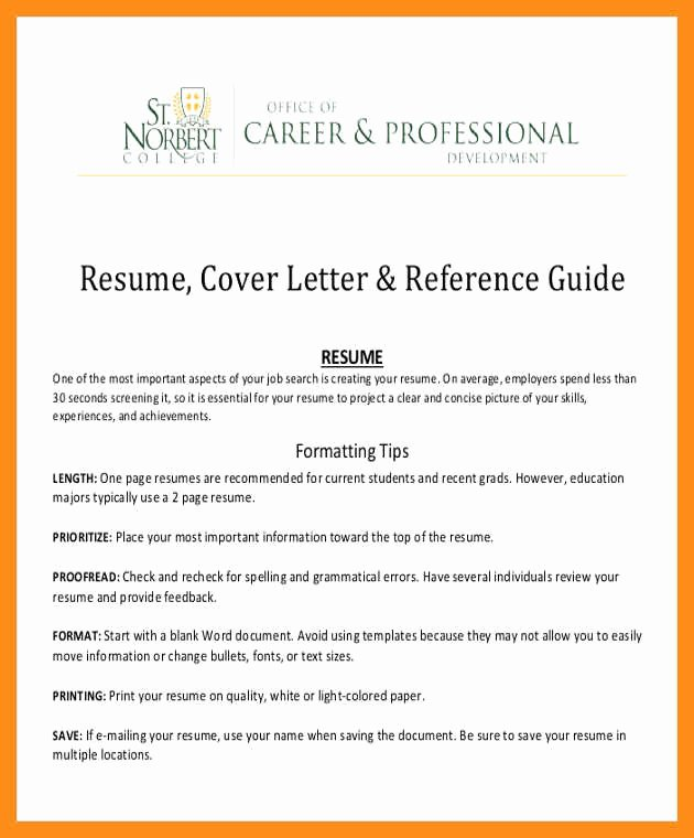 Sample sorority Recommendation Letter Best Of 11 12 sorority Resume Template