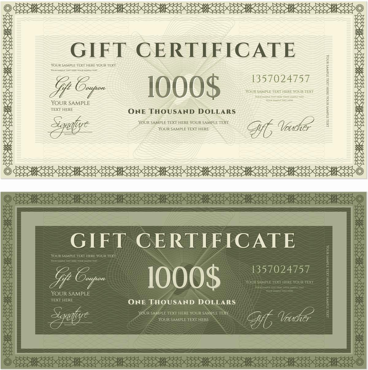 Samples Of Gift Certificate Beautiful Sample Wordings for Gift Certificates You Ll Want to Copy now