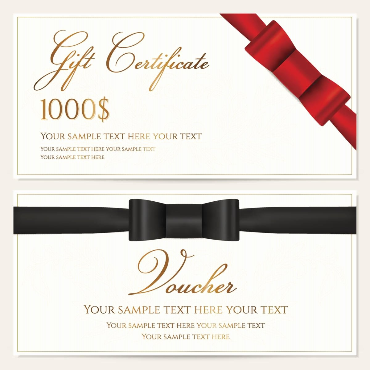 Samples Of Gift Certificate Elegant Sample Wordings for Gift Certificates You Ll Want to Copy now