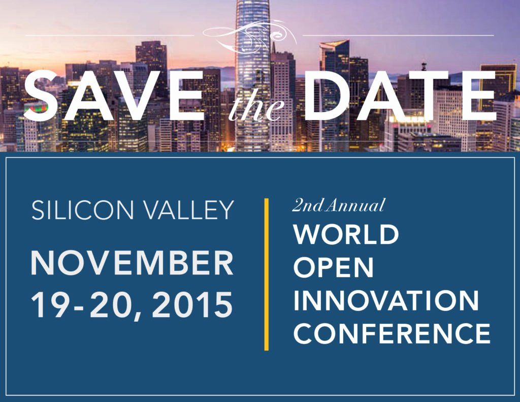 Save the Date Business event Inspirational Save the Date 2nd Annual World Open Innovation Conference