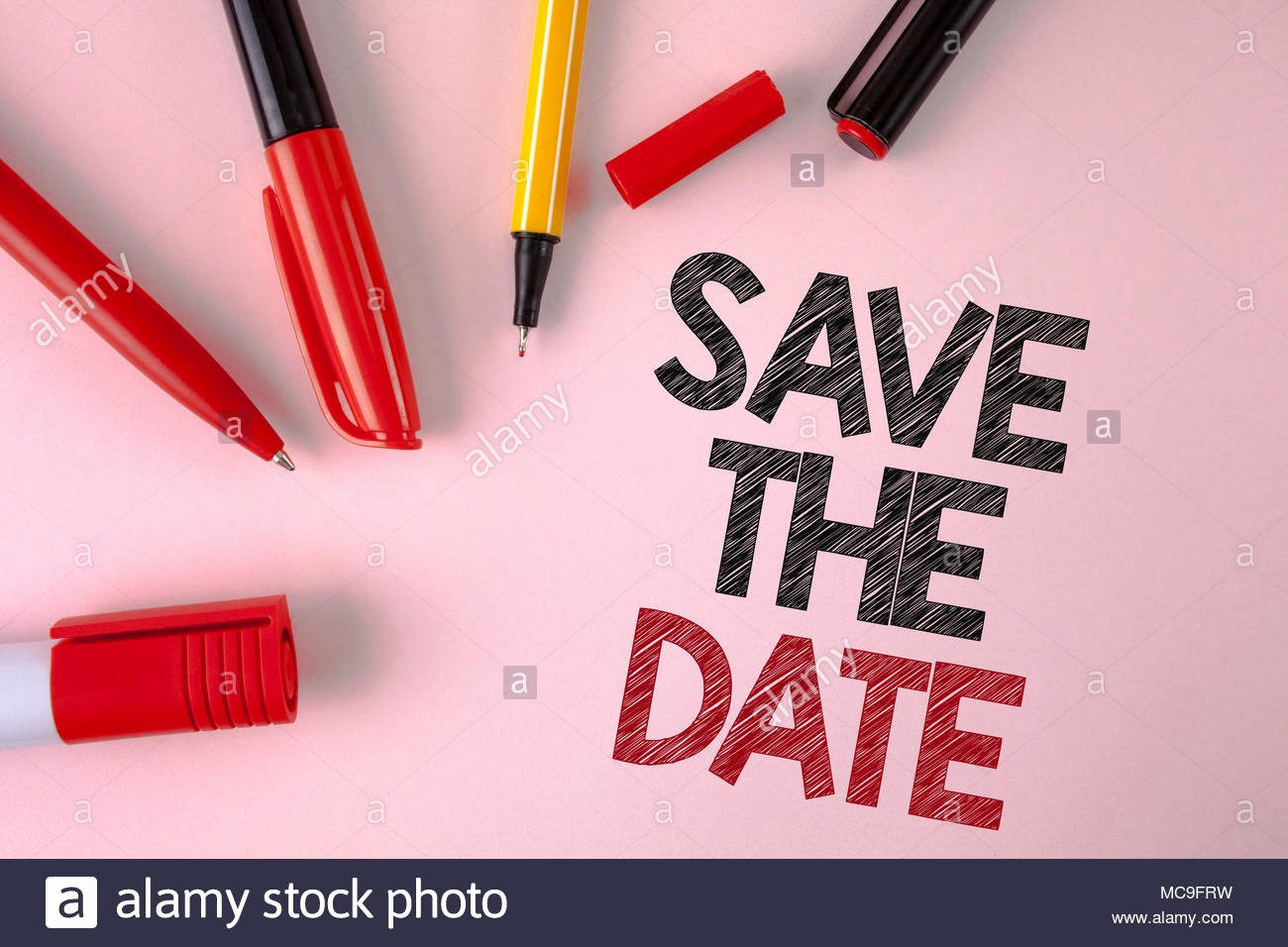 Save the Date Business event Luxury Conceptual Hand Writing Showing Save the Date Business