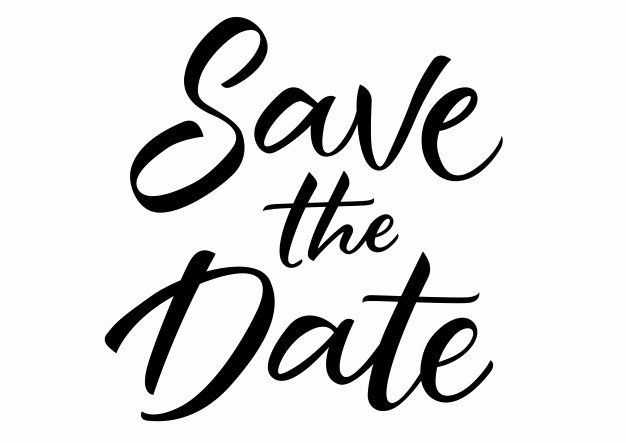 Save the Date Corporate event Awesome San Francisco Paralegal association [save the Date] Sfpa