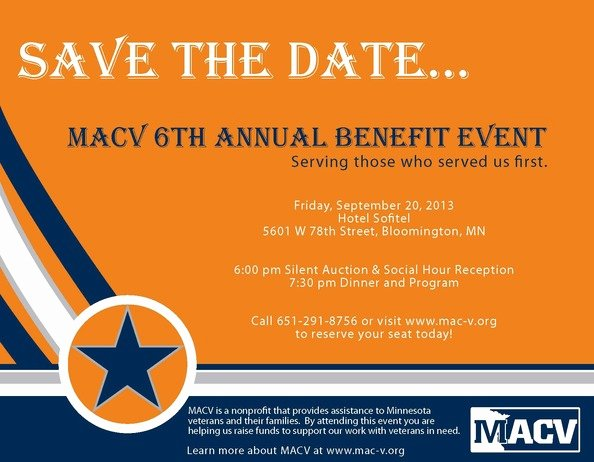 Save the Date Corporate event Best Of Friday Digest September 13
