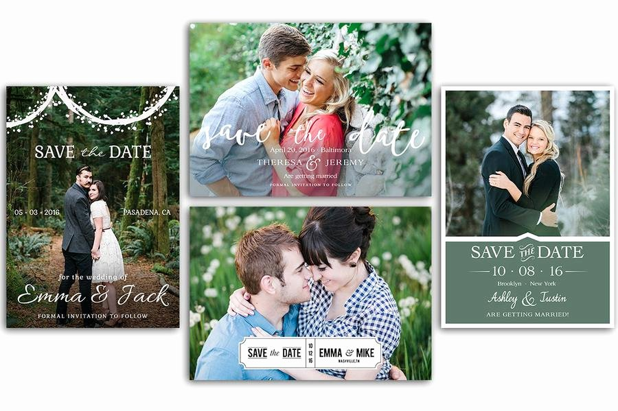 Save the Date Templates Photoshop Elegant Save the Date Bundle Template Vol 1 Shop Elements – Creativepresets