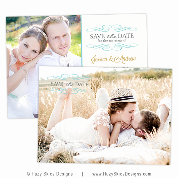 Save the Date Templates Photoshop Unique Save the Date Card Template