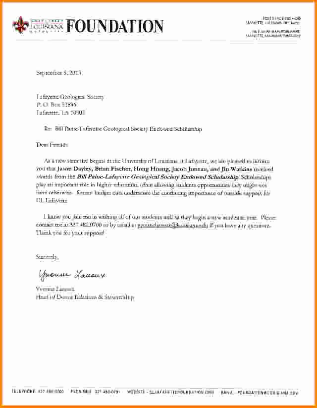 28 images of award notification letter template 3529