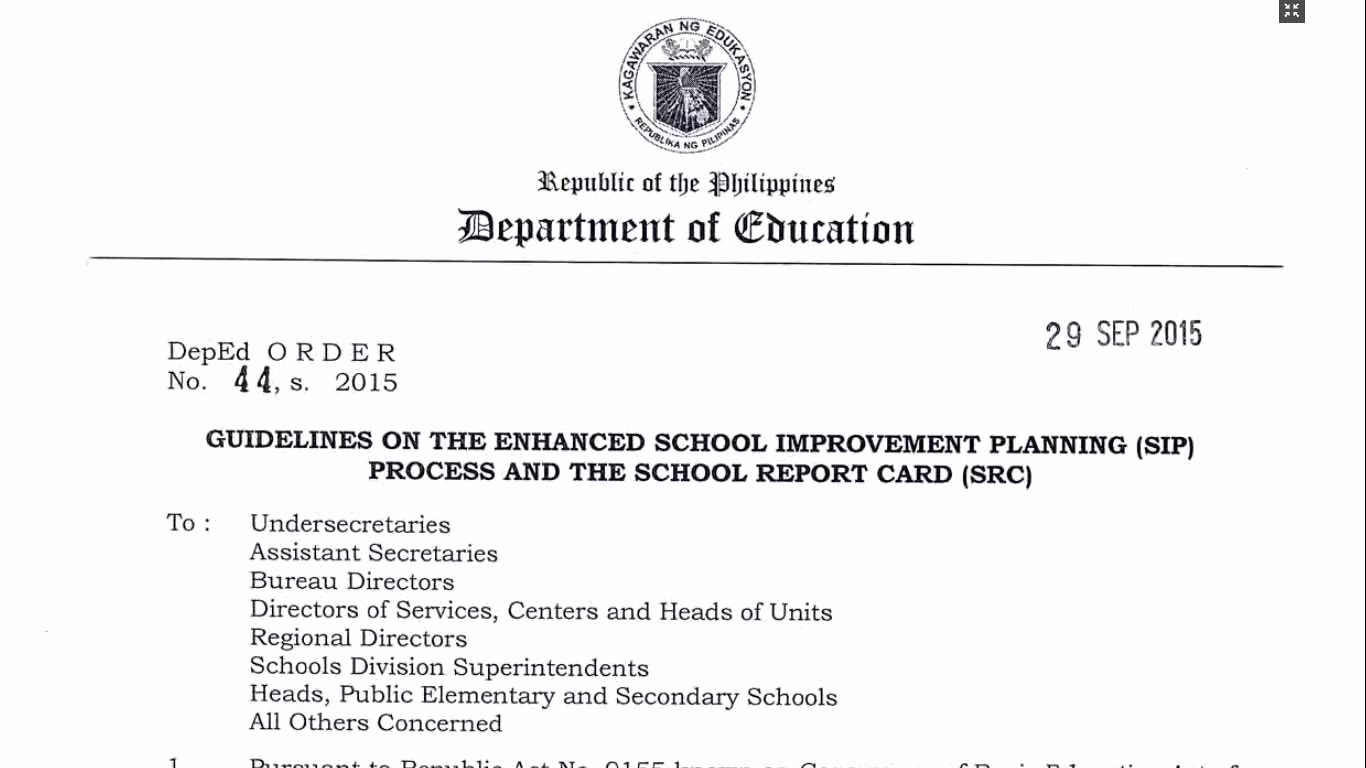 School Improvement Planning Templates Beautiful Guidelines On the Enhanced School Improvement Planning Sip Process and the School Report Card