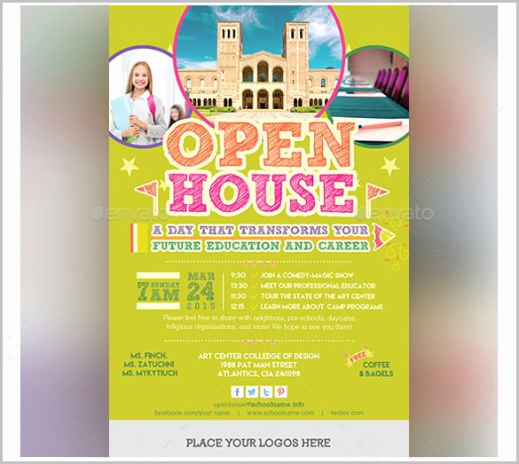 School Open House Invite Fresh 14 Open House Invitation Templates Free Psd Vector Eps Ai format Download