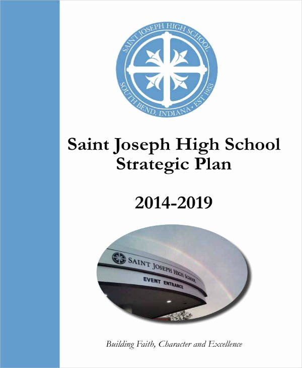School Strategic Plan Template Best Of 9 School Strategic Planning Templates Pdf Doc