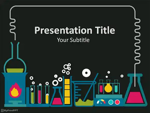 Science Power Point Template Awesome 15 Free Chemistry Powerpoint Presentation Templates