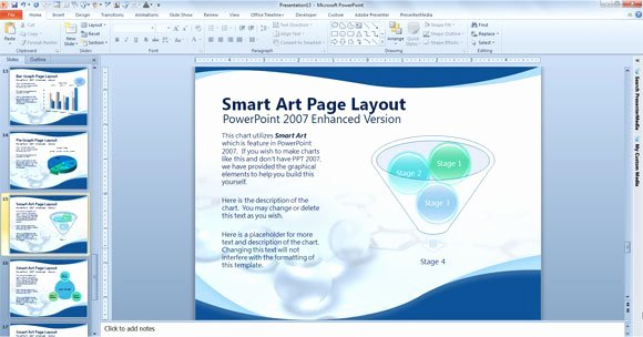 Science Power Point Template Best Of Free Scientific Powerpoint Template