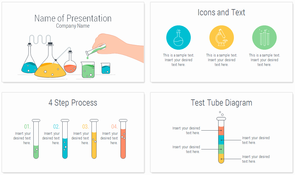 Science Power Point Template Luxury Science Powerpoint Template Presentationdeck