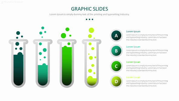 Science Power Point Templates Lovely Science Graph
