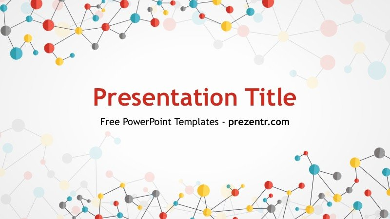 Scientific Presentation Powerpoint Template Awesome Free Science Powerpoint Template Prezentr Ppt Templates