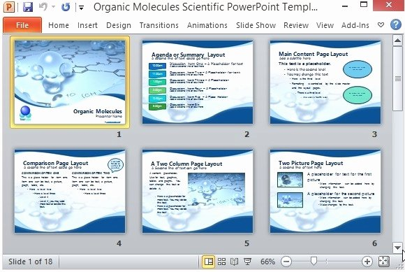 Scientific Presentation Powerpoint Template Inspirational Science Presentation Powerpoint Template