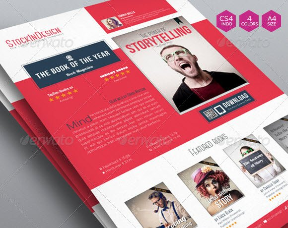 "Sell Sheet Template Free Fresh How to Make A ""sell Sheet"" for Your Book with Free Templates – Creativin"