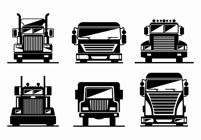 Semi Truck Logos Free Beautiful Camion Logo Vector Download Free Vector Art Stock Graphics &