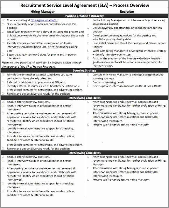 Service Level Agreement Pdf Beautiful 5 D Services Agreement Template byauy