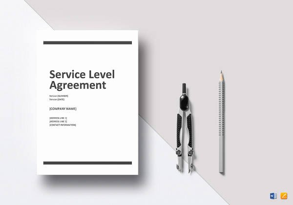 Service Level Agreement Pdf Fresh Free 30 Sample Marketing Agreement Templates In Google Docs Ms Word Pages