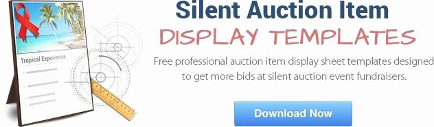 Silent Auction Certificate Template Lovely the Ultimate List Of 100 Silent Auction Item Ideas