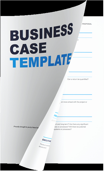 Simple Business Case Example Unique Simple Business Case Template · Vocus Munications