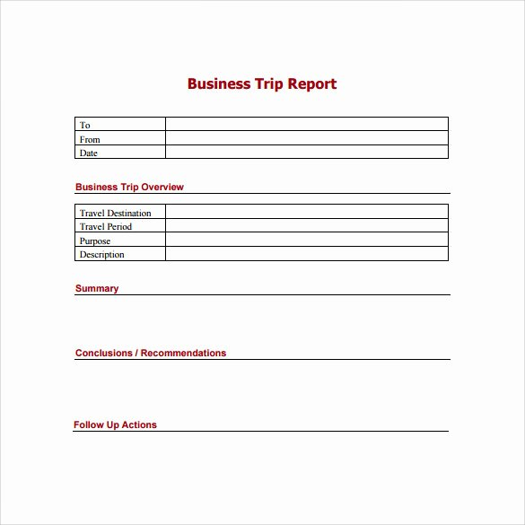 Site Visit Report Template New Pre Study Visit Report Sample