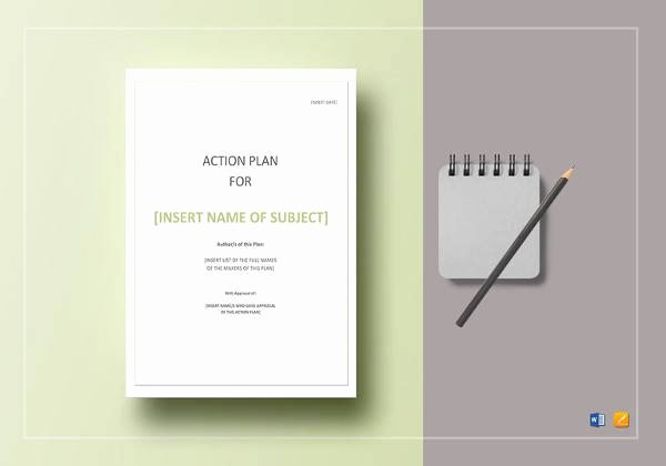 Smart Action Plans Template Luxury 8 Sample Smart Action Plan Free Sample Example format Download