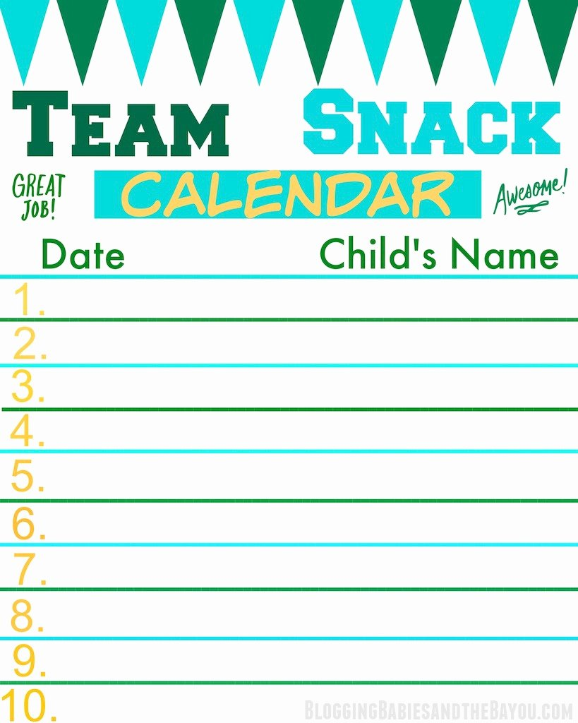 Soccer Snack Schedule Template Lovely Score Big and F the Field with Fruit Kabobs Recipe and Powerade Sidelinehero Ad