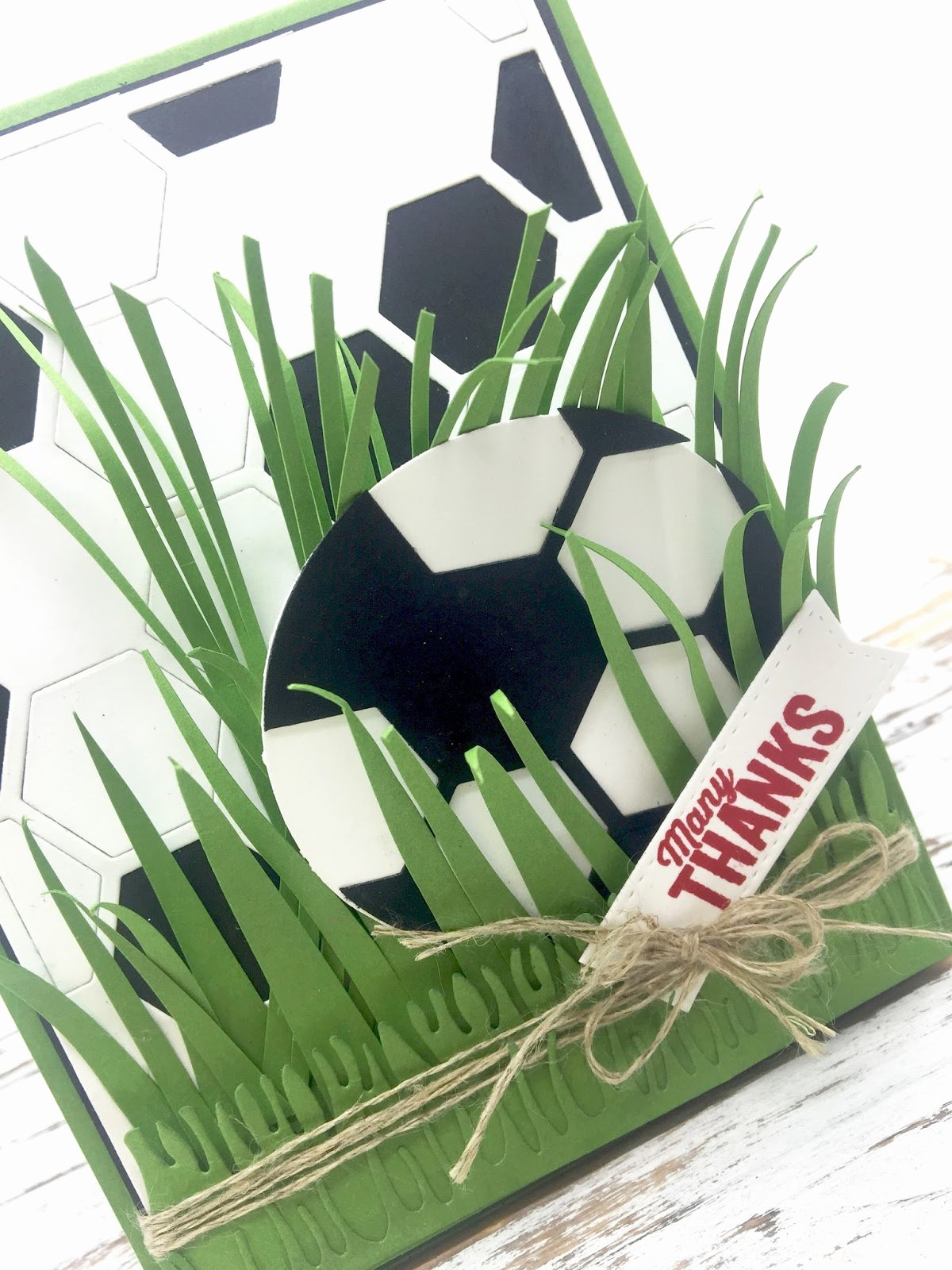 Soccer Thank You Cards Unique Pinkblingcrafter A soccer Ball Thank You Card for Coach