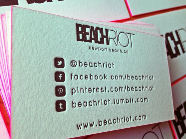 Social Media Business Card Awesome Eight Awesome Examples Of social Media Business Cards Real Business Real Business