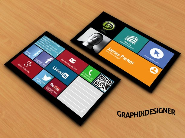 Social Media Business Card Best Of social Media Business Cards Samples and Design Ideas Startupguys