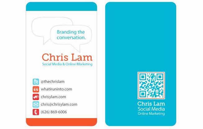 Social Media Business Card Luxury social Media Business Cards Samples and Design Ideas