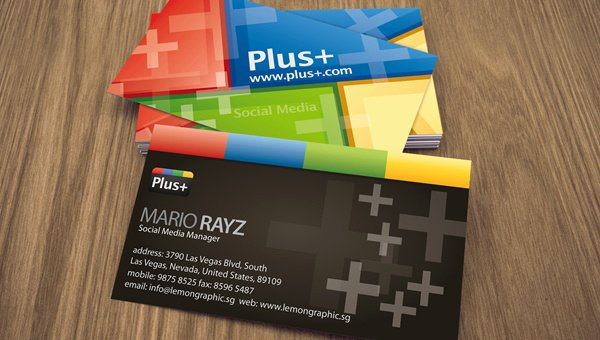 Social Media Business Card Templates Beautiful 13 social Media Business Card Templates Psd Word Ai