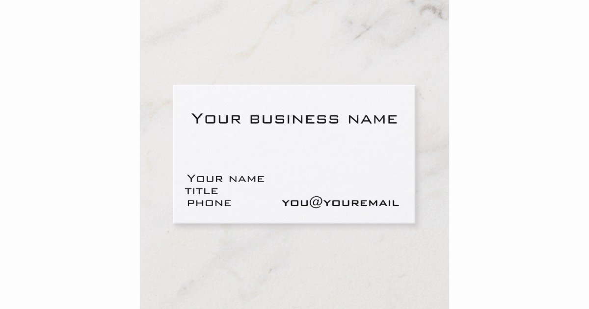 Social Media Business Card Templates Fresh Business Card Template with social Media Icons