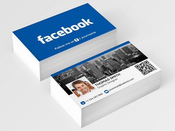 Social Media Business Cards New Eight Awesome Examples Of social Media Business Cards Real Business Real Business