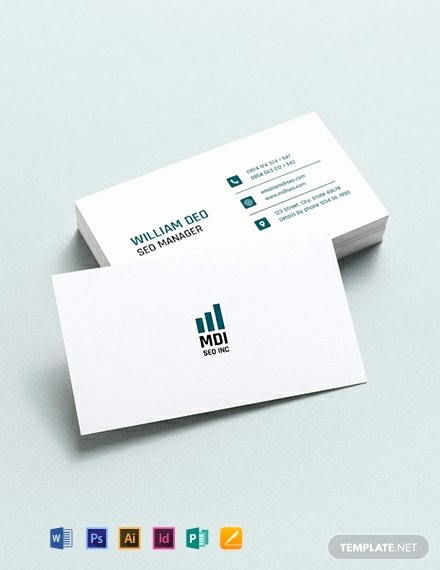 marketing business cards templates