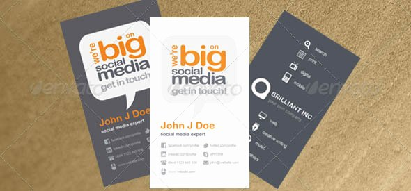Social Media Business Cards Unique 17 Beautiful Cleaning Service Business Card Templates – Design Freebies