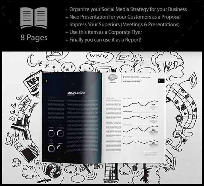 Social Media Strategy Template Pdf Inspirational social Media Strategy Template 14 Free Word Pdf Documents Download