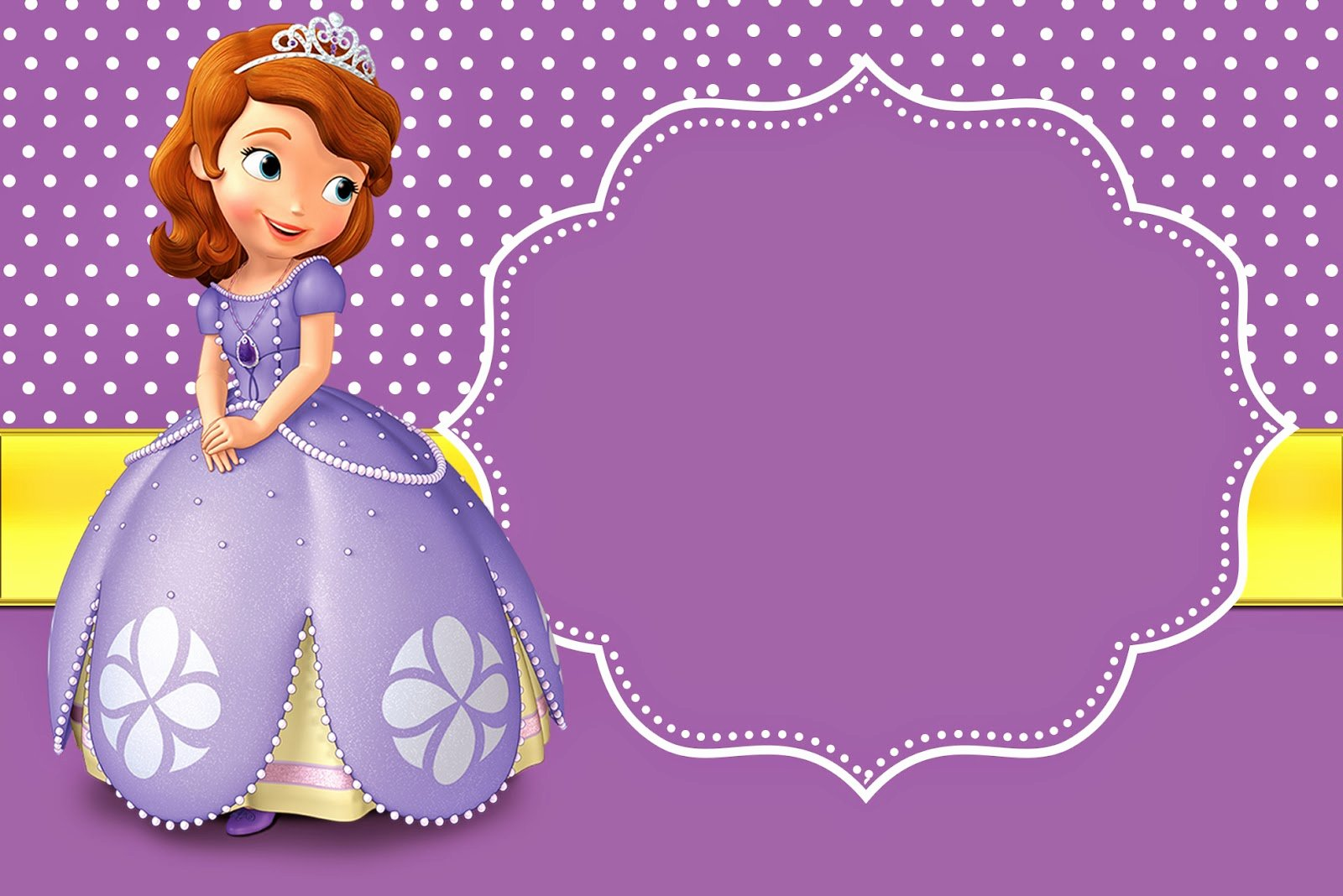 Sofia the First Template Beautiful sofia the First Christmas Tags – Festival Collections