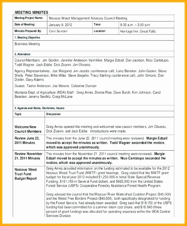 Sole Shareholder Meeting Minutes Sample Unique Corporate Meeting Minutes Template