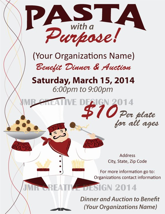 Spaghetti Dinner Fundraiser Flyer Template Awesome 26 Of Spaghetti Fundraiser Flyer Template