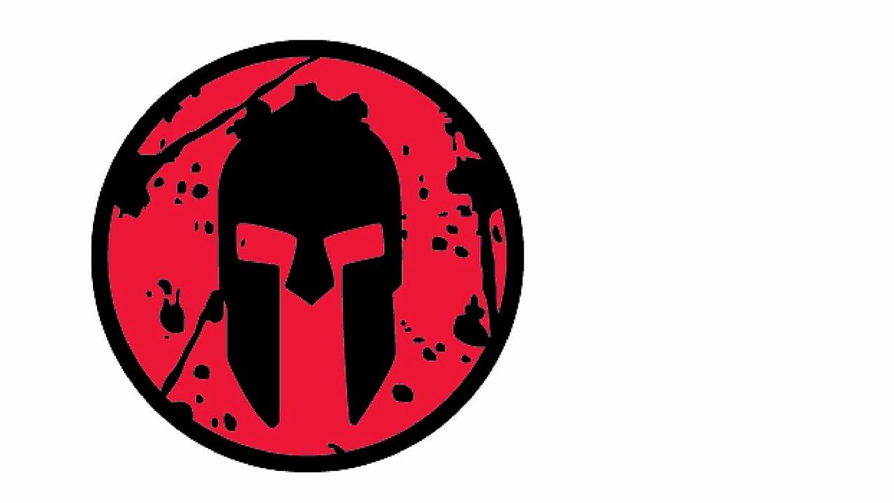 Spartan Race Logo Vector Elegant Spartan Race Logos