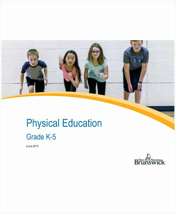 Special Ed Lesson Plan Templates Fresh 7 Physical Education Lesson Plan Templates Pdf Word