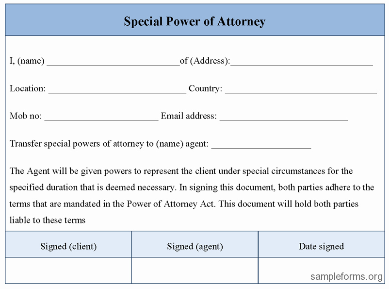 Special Power Of attorney Sample Beautiful How to Write A Job Transfer Request Sample