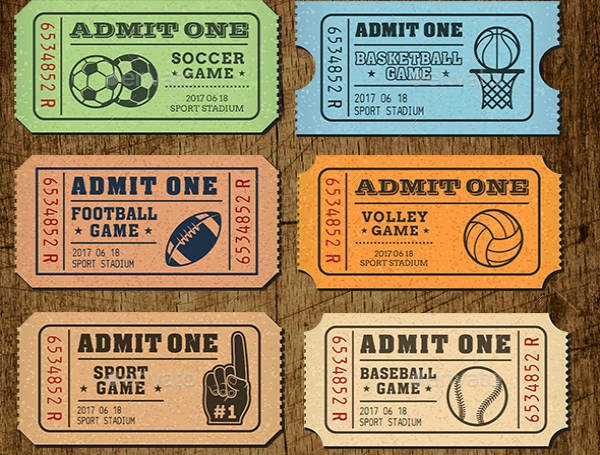 Sports Ticket Invitation Template Free New 13 Basketball Ticket Invitation Card Designs & Templates Psd Ai Indesign Word Publisher
