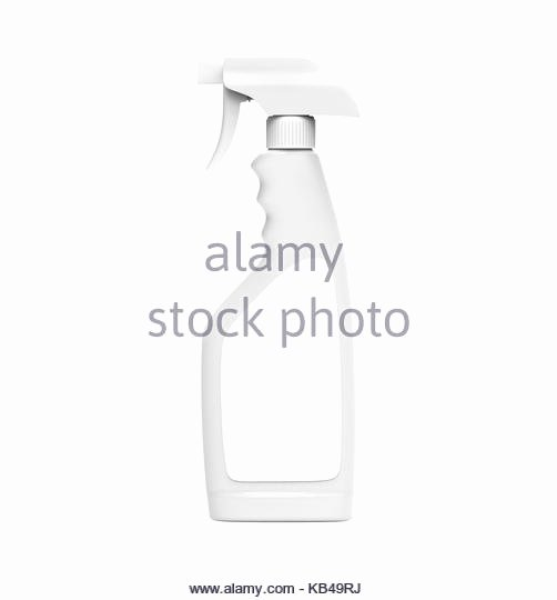 Spray Bottle Label Template Awesome Glass Cleaner Stock S & Glass Cleaner Stock Alamy